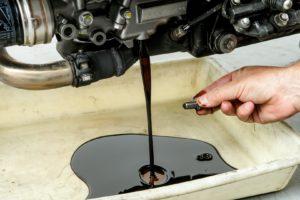 raccolta olio minerale usato