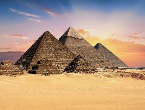 antico egitto piramidi