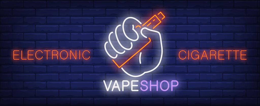 aprire negozio sigarette elettroniche