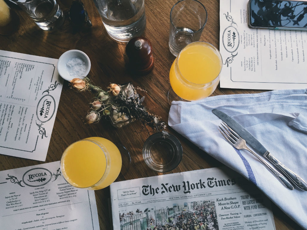 Come aprire un ristorante a New York 1