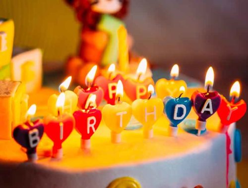 Festa primo compleanno a Roma