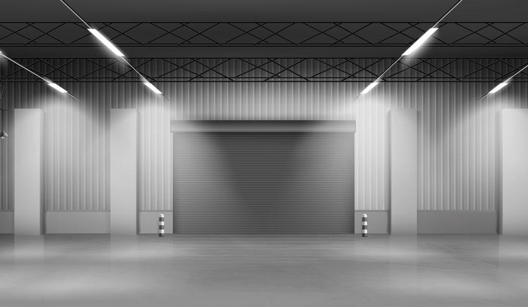 chiusure garage pubblici