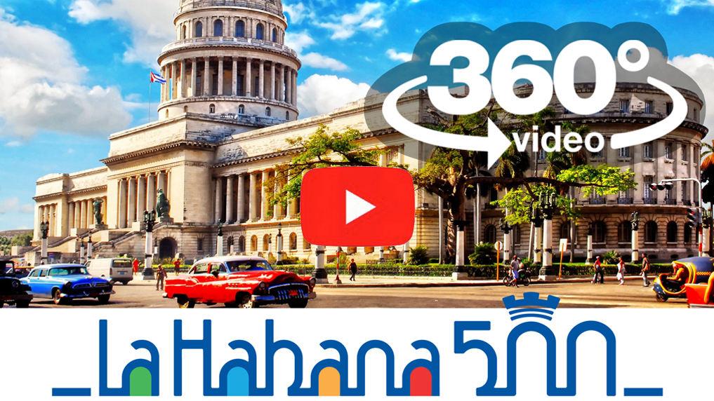 video 360 gradi VR