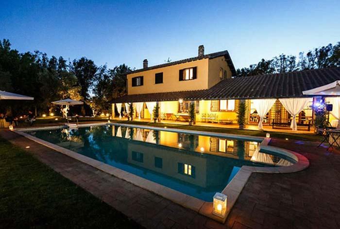 villa cicognani