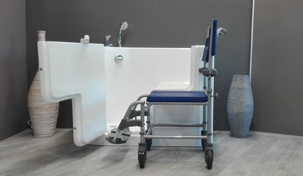 vasca bagno per anziani disabili
