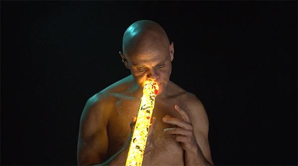 Marcello Ballardini Didgeridoo
