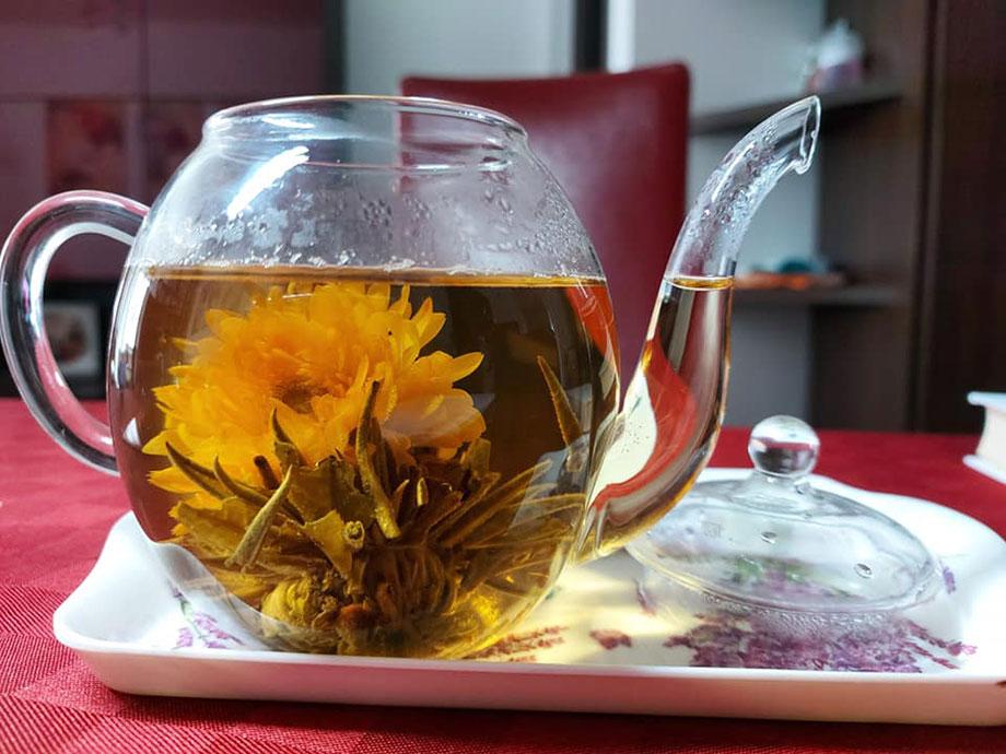 fiori di tè