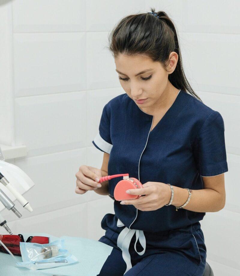 Come curare la propria igiene orale 1
