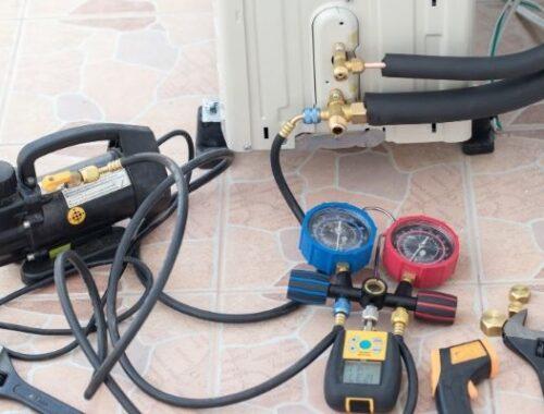 ricarica gas condizionatore