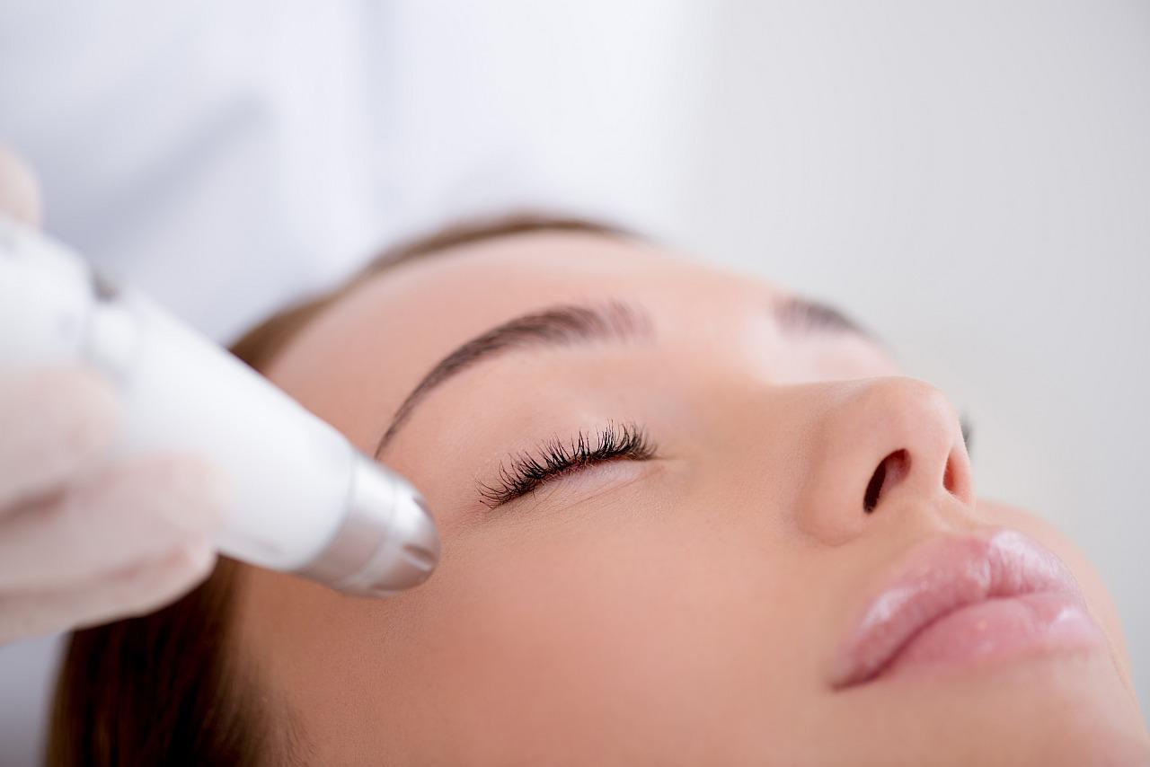 trattamento per il viso centro estetico