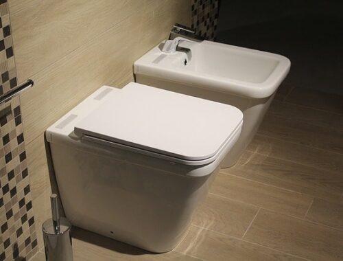 pendenza scarico wc